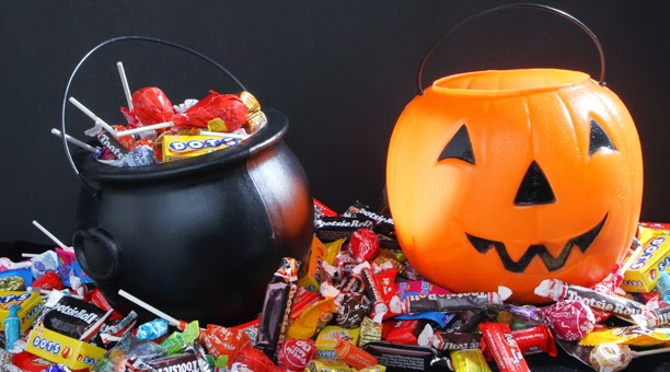 Image result for halloween trick or treat