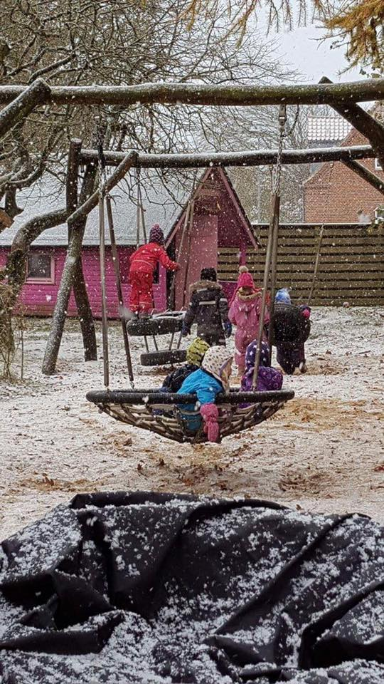 Preschool in Denmark