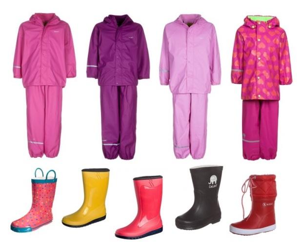 regntøj-piger